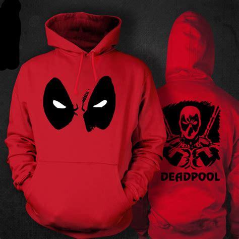 Hoodie Deadpool Dennizzy Clothing 2 get cheap deadpool costume hoodie aliexpress