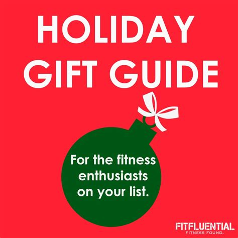 holiday gift guide from the kitchn fitness holiday gift guide fitfluential