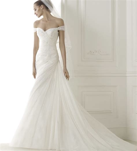 pronovias wedding dresses for sale preowned wedding dresses pronovias wedding dresses pre 2015 collection modwedding