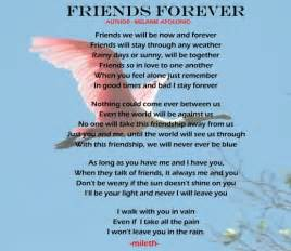 Best friends forever poems friendship poems friendship poems for best