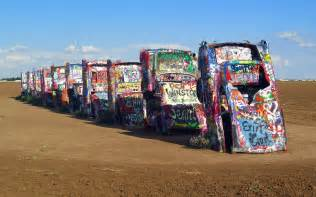 Cadillac Ranch Sunday Coffee With Jeb Senior Citizen Travel