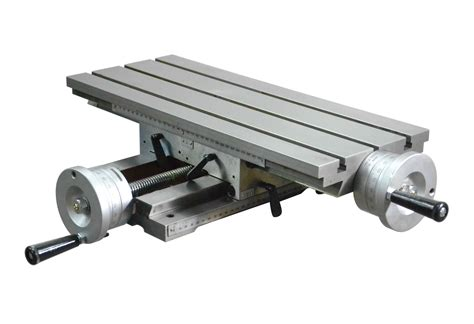cross slide milling table t slot 300x250 cross slide vise table for yi chang