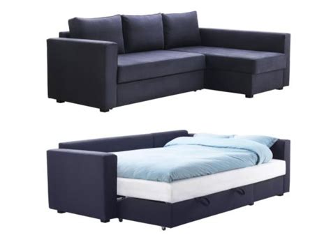 sectional with pull out bed modern pullout beds ideas hidden storage