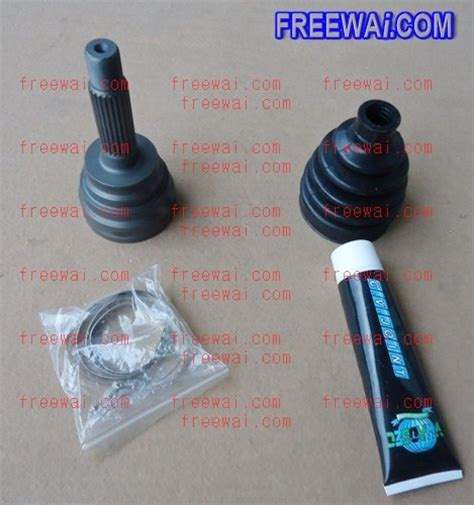 Window Rubber Chery Qq outer cv joint with repair kit for chery qq qq3 with