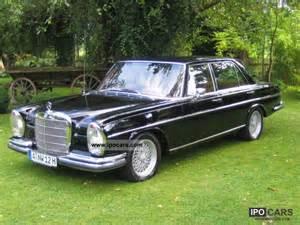 1970 Mercedes 280s 1970 Mercedes 280 Sel W108 H Approval Car