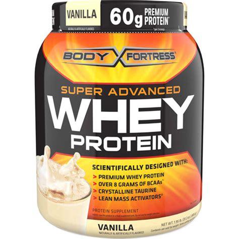 better whey protein walmart