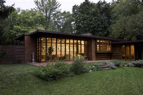 wright style instant house frank lloyd wright usonian homes building
