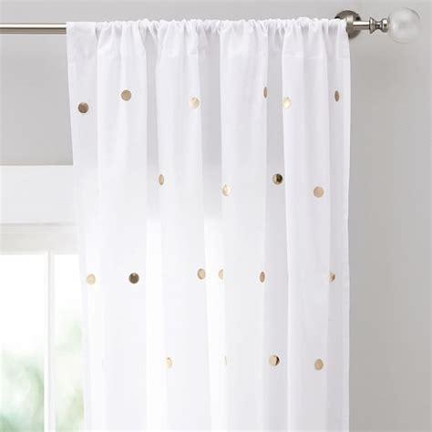 shimmer sheer curtains shimmer sheer pbteen