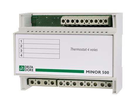minor 500 thermostat pour chauffage 233 lectrique int 233 gr 233