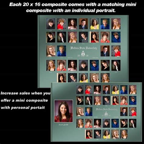 photo composite template class photo pre designed sorority composites with