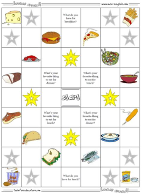 printable language board games bounce around board maker