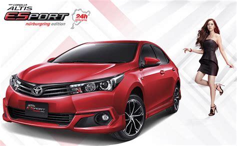I My Toyota Corolla Song Toyota Corolla Altis Esport My2016 สปอร ตมาดใหม