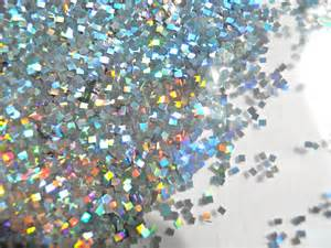 holographic glitter holographic silver glitter 1 ounce medium square cut nail