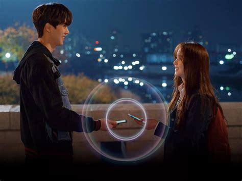 netflixs korean high school drama love alarm imagines