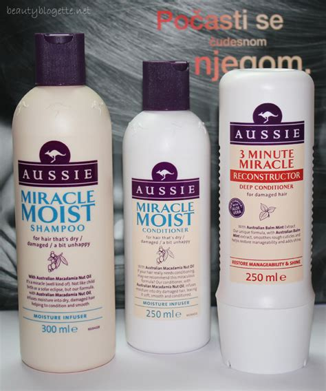 Review Aussie Moist Shoo by Aussie Miracle Moist Blogette