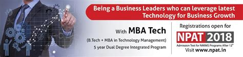 Mba In Tech by Btech In Mumbai Mba Tech Top Engineering Colleges