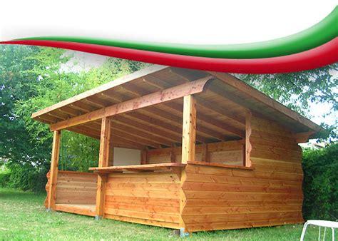 Constructions Bois De Pool House Et Cuisine D 233 T 233 Sur