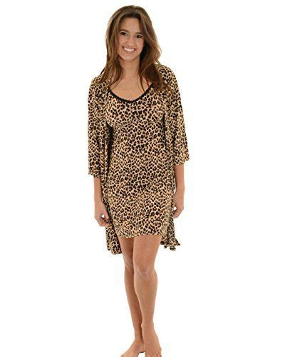 Kimono Babydoll Leopard 17 best images about nightgowns sleepshirts on