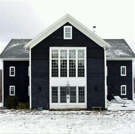 navy blue house white trim add a bright color door dreaming navy blue