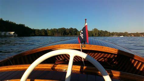 swift lake boat r 1954 penn yan swift on lake minnetonka vintage boats