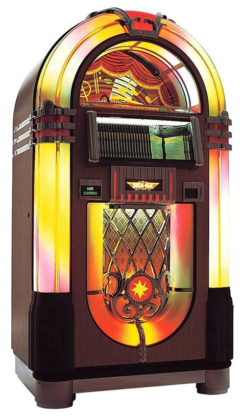 Dining Room Tables Contemporary by Rock Ola Bubbler Cd Jukebox Free Delivery And Installation