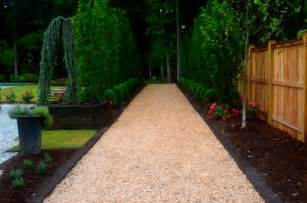 Landscape Timbers Driveway Different Types Of Driveway Edging Ccd Engineering Ltd