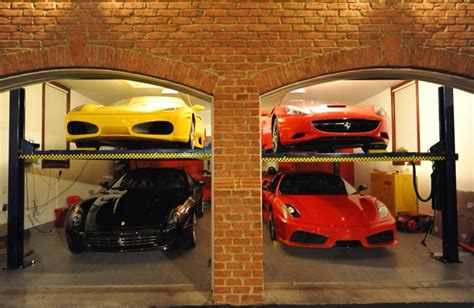 One Car Garages by 100 Ultimate Dream Car Garages Part 3 Secret Entourage