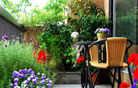 Garden Accessories Not On The High How To Decorate Small Balconies Blogs Archh