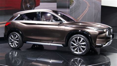 infinity new suv infiniti qx50 concept previews new suv ideas