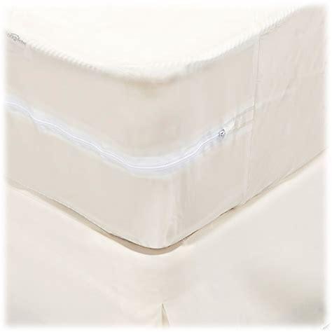 Pop Up Cer Mattress Covers by Waterproof Zippered Mattress Covers