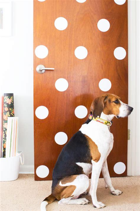 Polka Dot Door by Hearts Diy Polka Dot Door
