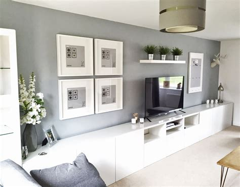 ikea units living room ikea best 197 living room tv unit picture frames ribba white grey home decoration