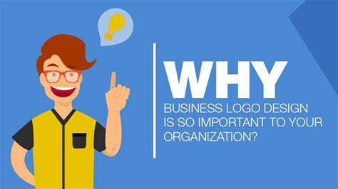 design is important why business logo design is so important to your
