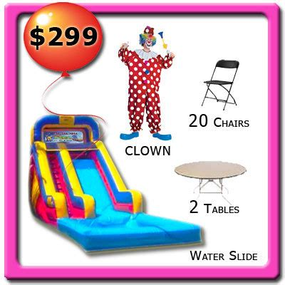 bounce house and table rentals bounce house rentals tables and chairs rental