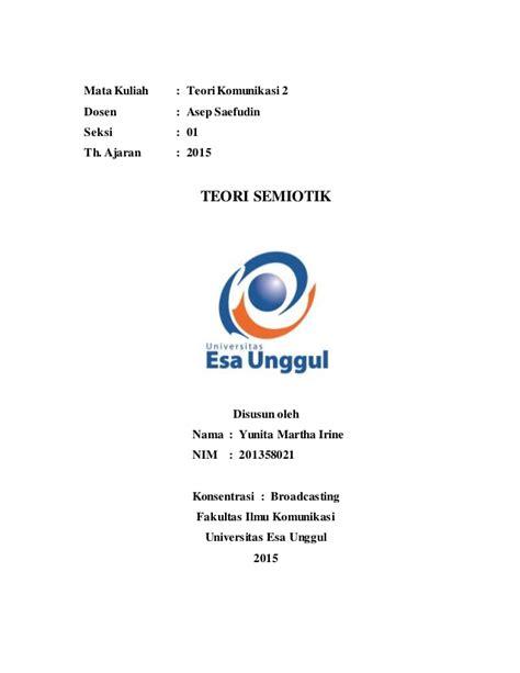 Ensiklopedia Teori Komunikasi 1 teori semiotika kelompok komunikasi massa
