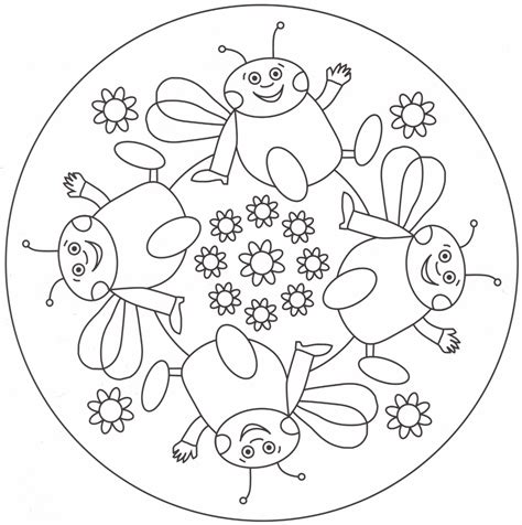 imagenes de mandalas para niños maestra de infantil taller de mandalas para ni 241 os