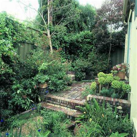 imagenes jardines pequeños rusticos algunas ideas para jardines peque 241 os