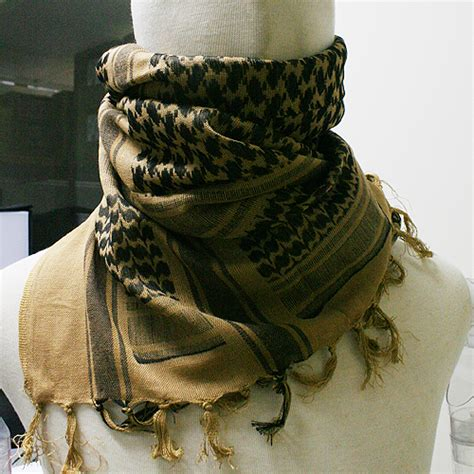 Molay Tactical Cotton Shemagh Coyote Od 1 airsoft tactical arab shemagh kafiya scarf mask coyote brown for gift ebay