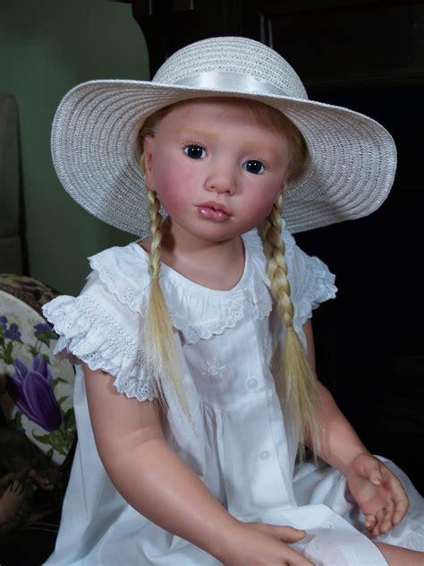 Baby Color Summer Doll 198mm Brown bonnies babies custom reborn or aloenka 40 in ebay