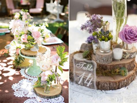 Wedding How To Rustic Inspiration Pretty Happy Love Wedding Rustic Centerpieces