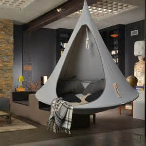Hammocks For Indoors Cacoon Hammock Light Grey Free Shipping Hammock Town