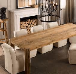 Wood Dining Room Table Dining Room Designs Vintage Interior Furniture Classic Chandelier Reclaimed Wood Dining Table