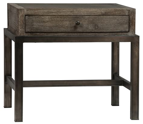 industrial nightstand industrial nightstand side table wood and iron nightstands