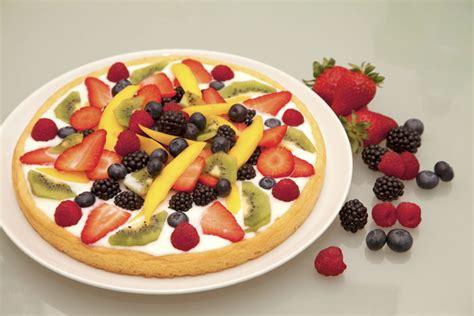 kuchen teig recipe fruit pizza recipes simply delicious