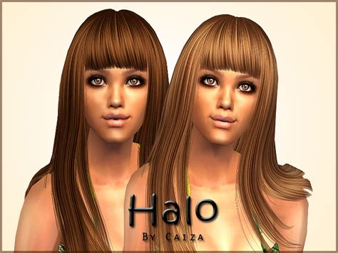 download hairstyles for sims 2 the sims 2 finds caizas sims 2 downloads halo hair