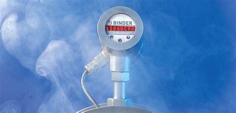 portata gas misuratore di portata per gas combimass binder