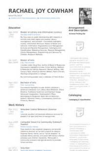 Library Volunteer Sle Resume by Volunteer Reference Librarian Resume Sles Pca Resume Sle Library Resume Breakupus