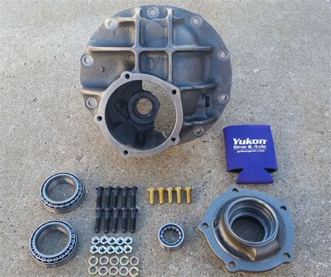 ford 9 center section 9 quot ford yukon nodular iron center section case third