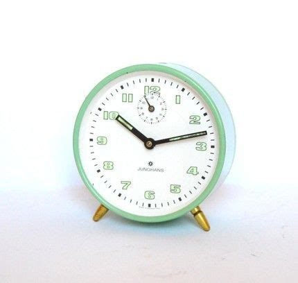 best color for alarm clock 60 best images about retro kitchen styling on pinterest