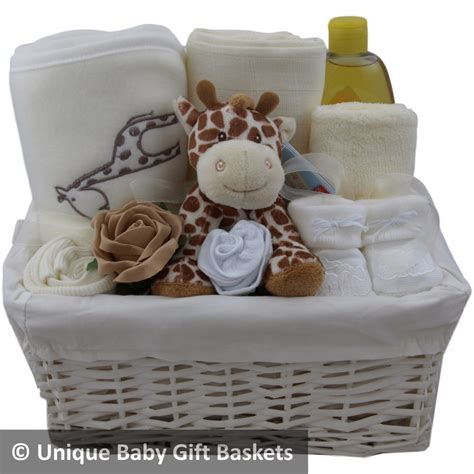 baby shower gift baskets for baby gift basket her boy unisex neutral baby